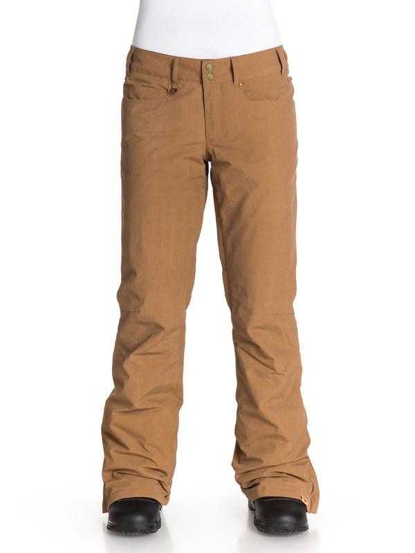 0 Wood Run Snow Pants  ERJTP03004 Roxy