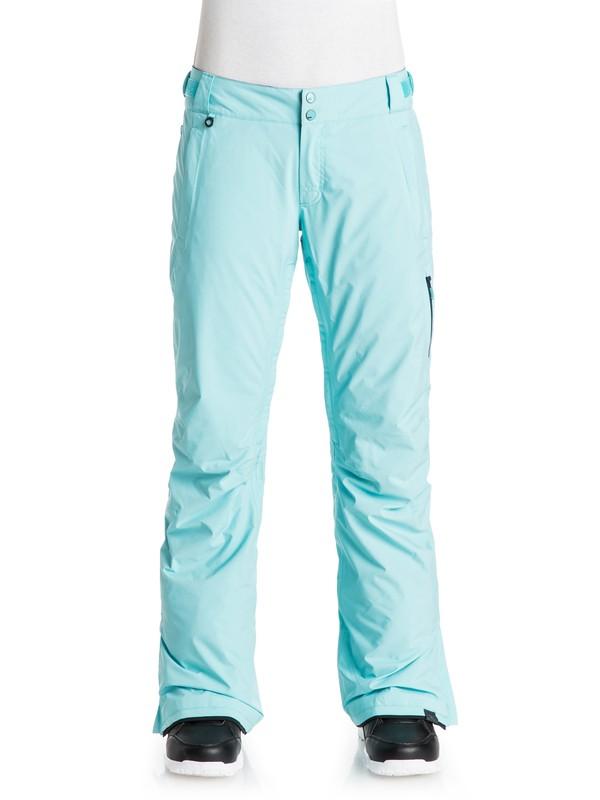 0 Rushmore 2L GORE-TEX® Snow Pants Blue ERJTP03030 Roxy