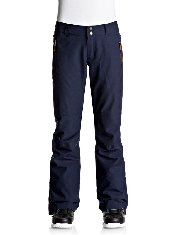 0 Cabin - Pantalones Para Nieve Azul ERJTP03041 Roxy