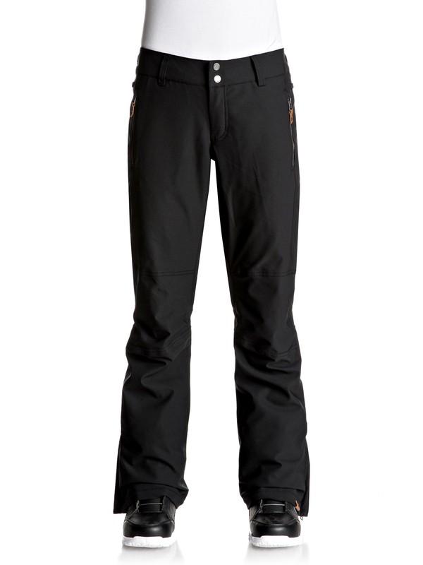 0 Cabin - Pantalones Para Nieve Negro ERJTP03041 Roxy