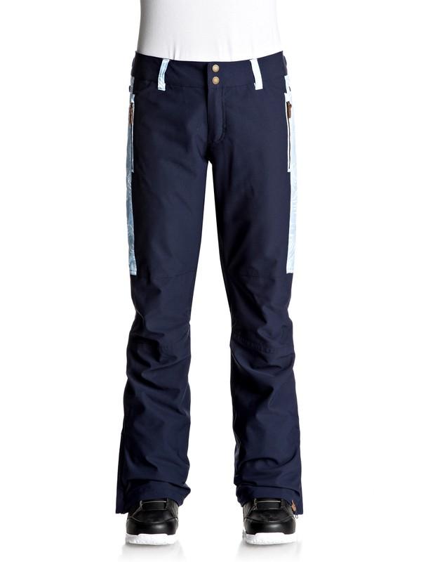 0 Cabin - Snow Pants Orange ERJTP03041 Roxy