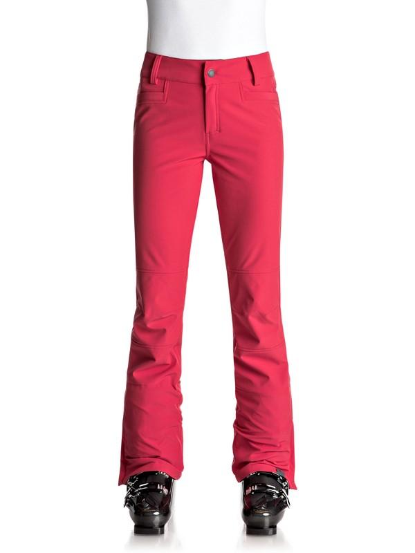 0 Creek - Pantalones Para Nieve Rojo ERJTP03046 Roxy