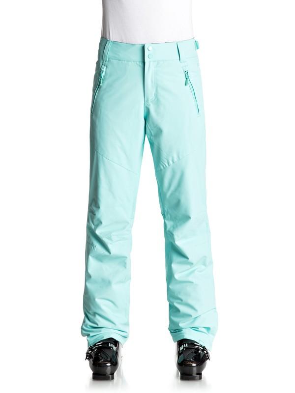 0 Winterbreak - Pantalones Para Nieve Azul ERJTP03048 Roxy