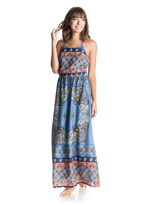 0 Summer Fleet Maxi Dress  ERJWD03025 Roxy
