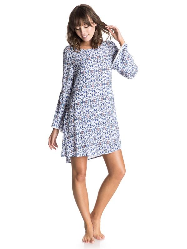 0 City Limits  Long Sleeve Dress  ERJWD03049 Roxy