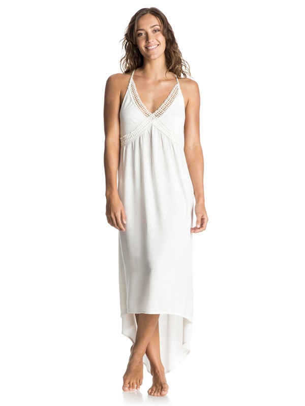 0 Rhiannon Halter Dress  ERJWD03074 Roxy