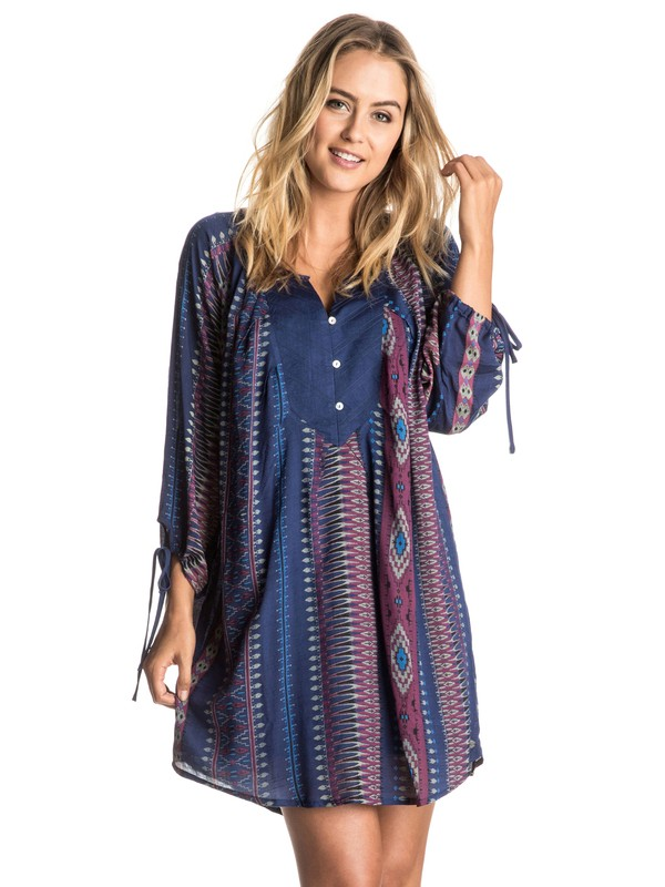 0 World's Greatest Tunic Dress  ERJWD03075 Roxy