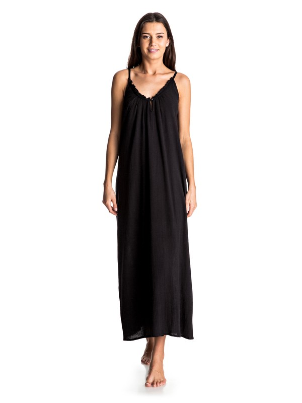 0 Perpetual Dream - Long Dress Black ERJWD03120 Roxy