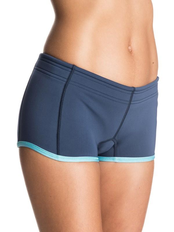 0 Syncro 1mm - Surf-Shorts Blau ERJWH03004 Roxy