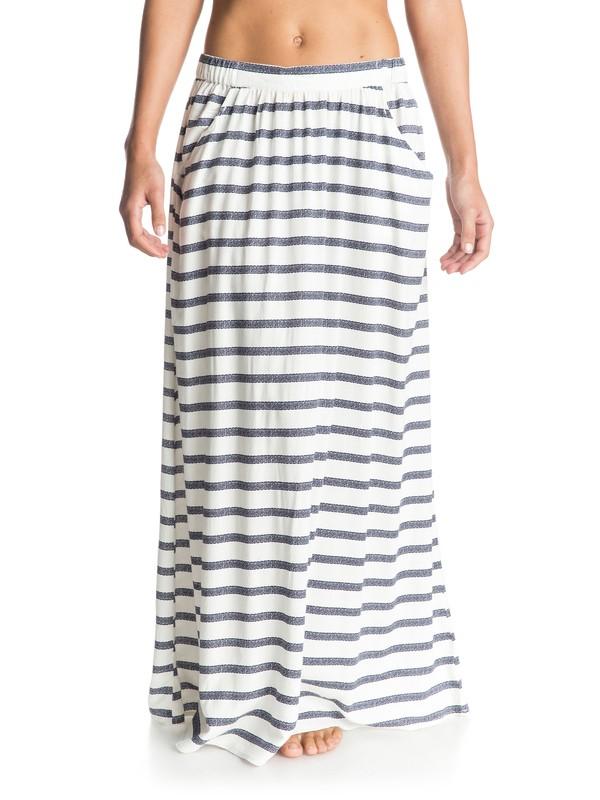 0 Solida Maxi Skirt  ERJWK03001 Roxy