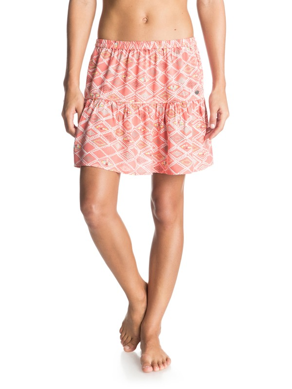 0 Get Ready  Skirt  ERJWK03006 Roxy