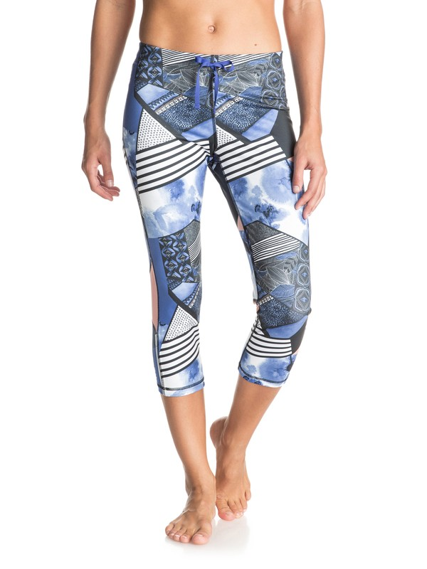 0 Stay On Capris  ERJWP03002 Roxy