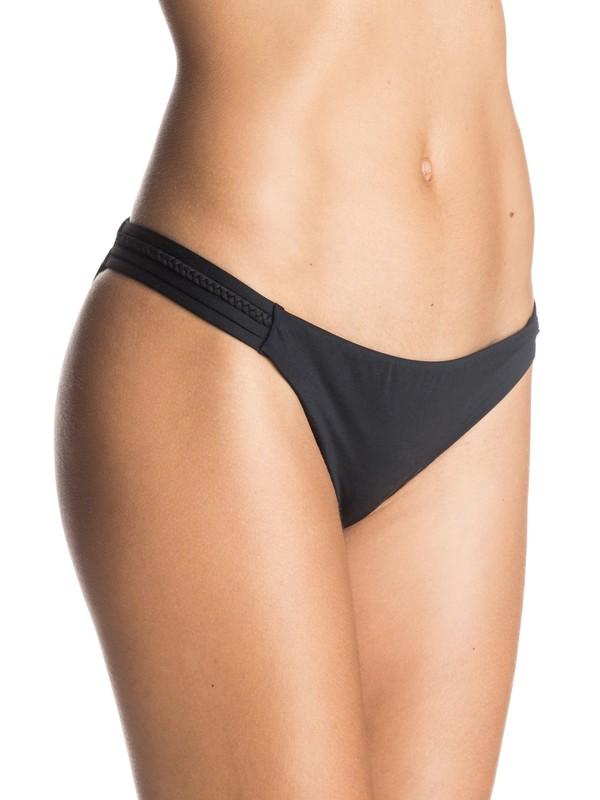 0 Sunset Paradise Heart Bikini Bottoms  ERJX403056 Roxy