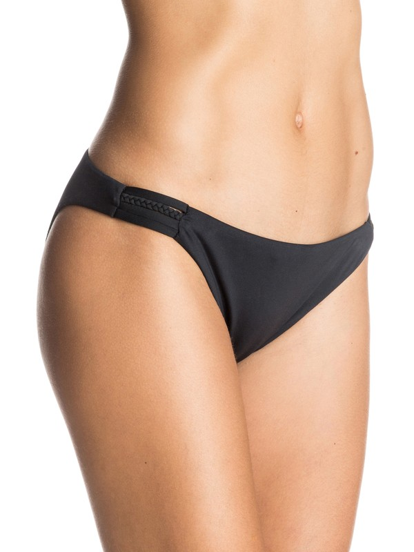 0 Sunset Paradise Braided Bikini Bottoms  ERJX403057 Roxy