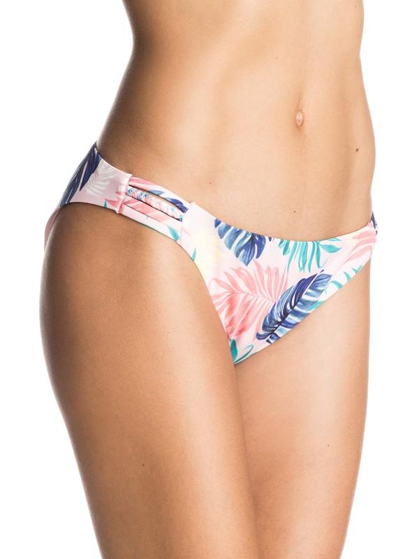 0 Dry Wind Braided 70's Bikini Bottoms  ERJX403075 Roxy