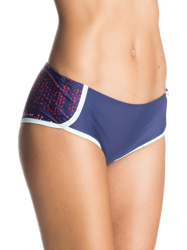 0 Caribbean Sunset Bikini Bottoms Blue ERJX403091 Roxy