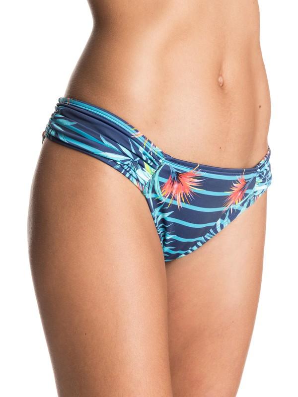 0 Exotic Lines Base Girl Bikini Bottoms  ERJX403240 Roxy