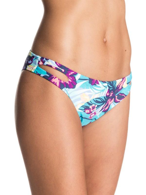 0 Line It Up Surfer Bikini Bottoms  ERJX403249 Roxy
