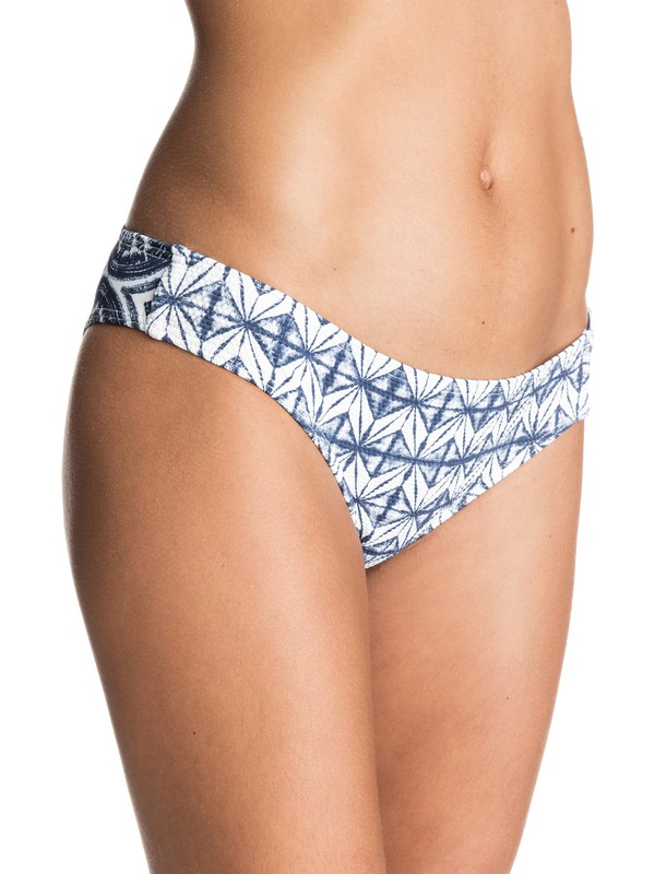 0 Visual Touch Surfer Bikini Bottoms  ERJX403257 Roxy