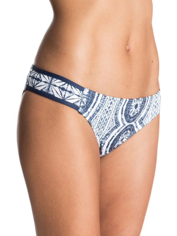 0 Visual Touch Base Girl Bikini Bottoms  ERJX403258 Roxy