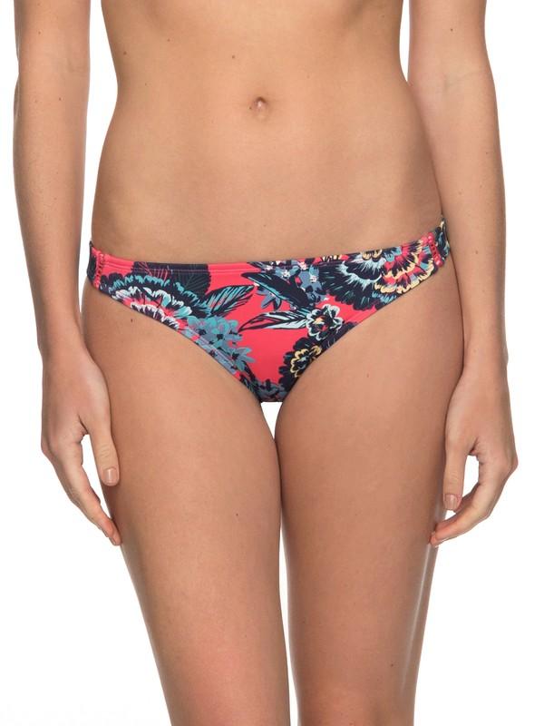 0 Salty ROXY - Surfer Bikini Bottoms Multicolor ERJX403524 Roxy