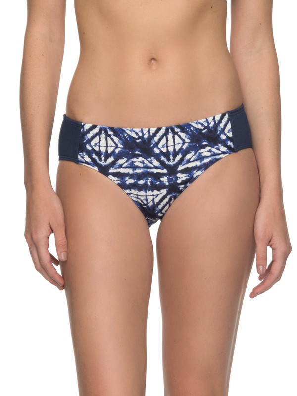 0 ROXY Fitness - Shorty Bikini Bottoms Blue ERJX403536 Roxy
