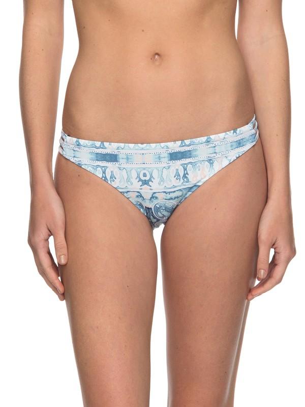 0 Softly Love - Reversible Surfer Bikini Bottoms White ERJX403539 Roxy