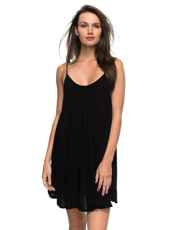 0 Windy Fly Away  Cover Up Black ERJX603012 Roxy