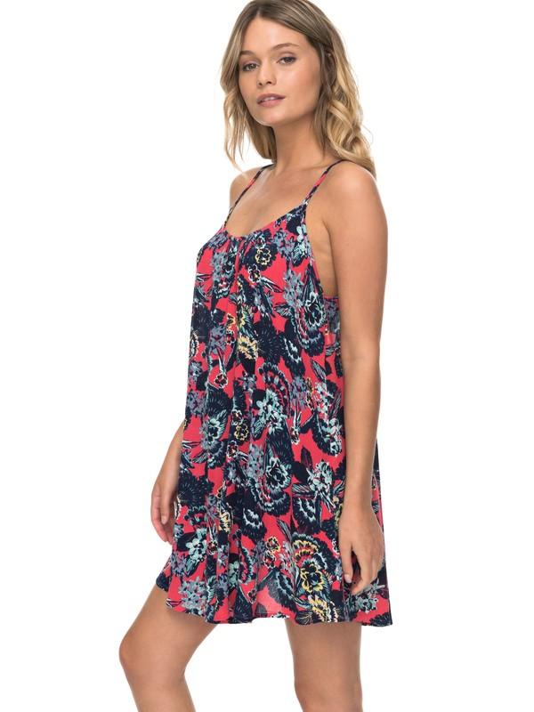 0 Windy Fly Away - Strappy Dress Pink ERJX603106 Roxy