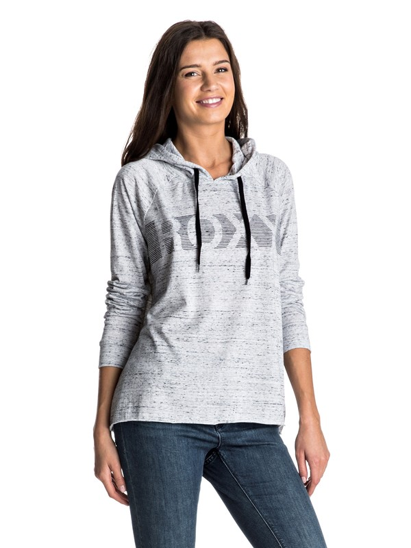 0 Early Walk A Hooded Long Sleeve Tee  ERJZT03877 Roxy