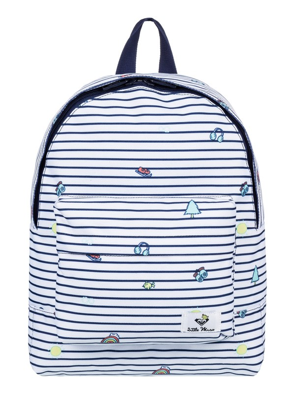 0 Little Miss Daydream 9.5L - Small Backpack Yellow ERLBP03027 Roxy