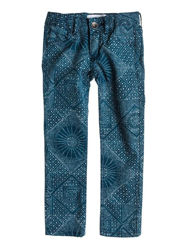 0 Girls 2-6 Emmy Printed Jeans  ERLDP03001 Roxy