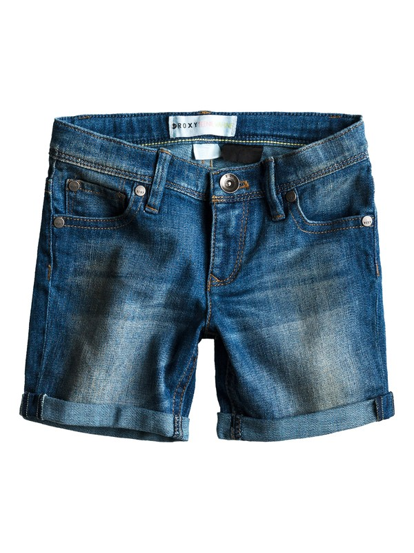 0 Girls 2-6 TW Teano Wash Shorts  ERLDS00000 Roxy