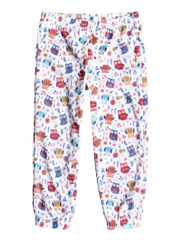 0 Girls 2-6 Cascade Fleece Pants  ERLFB03024 Roxy
