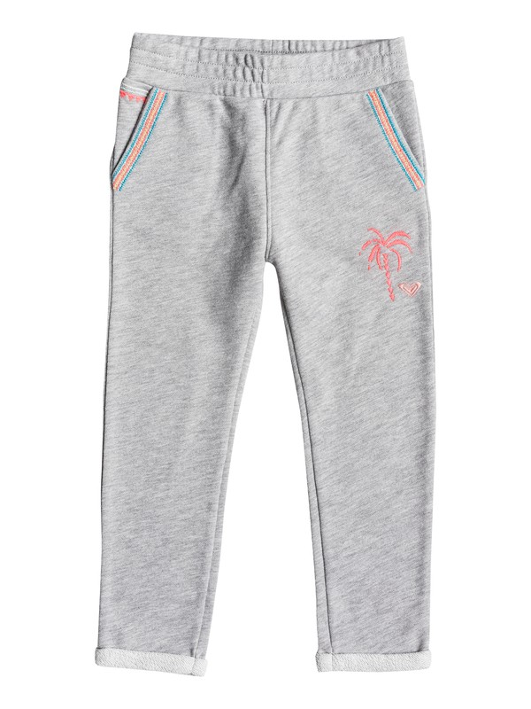 0 Clint In Wood - Terry Joggers  ERLFB03028 Roxy