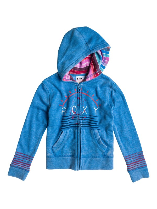 0 Girls 2-6 Brookyn B Hoody  ERLFT03023 Roxy
