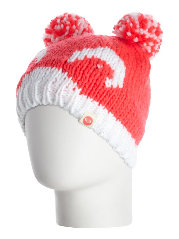 0 Girls 2-6 Swow Creek Beanie  ERLHA00007 Roxy