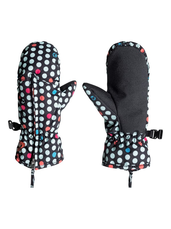 0 Girl's 2-6 Snow's Up Mittens  ERLHN03001 Roxy