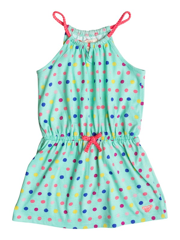 0 Girls 2-6 Kiwi Tokki Tank Dress  ERLKD03018 Roxy