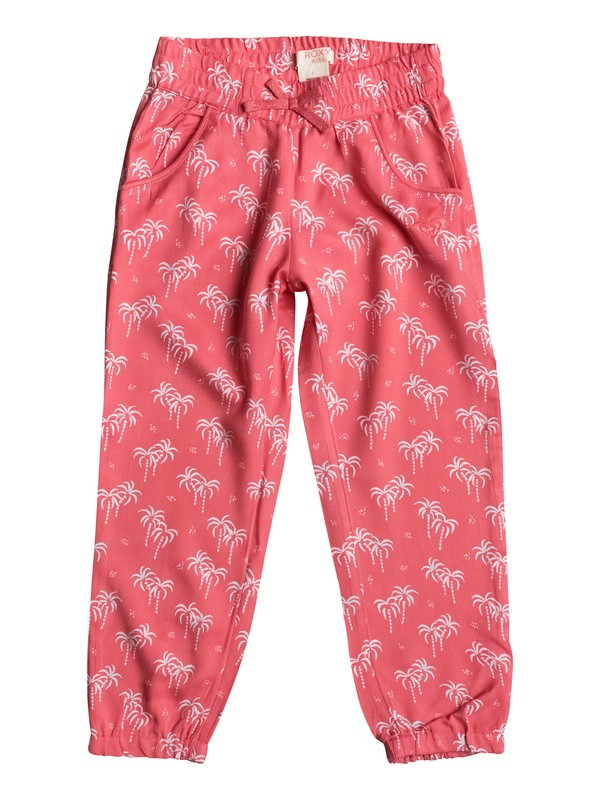 0 Girls 2-6 Not Homeloving Jogger Pants  ERLNP03010 Roxy