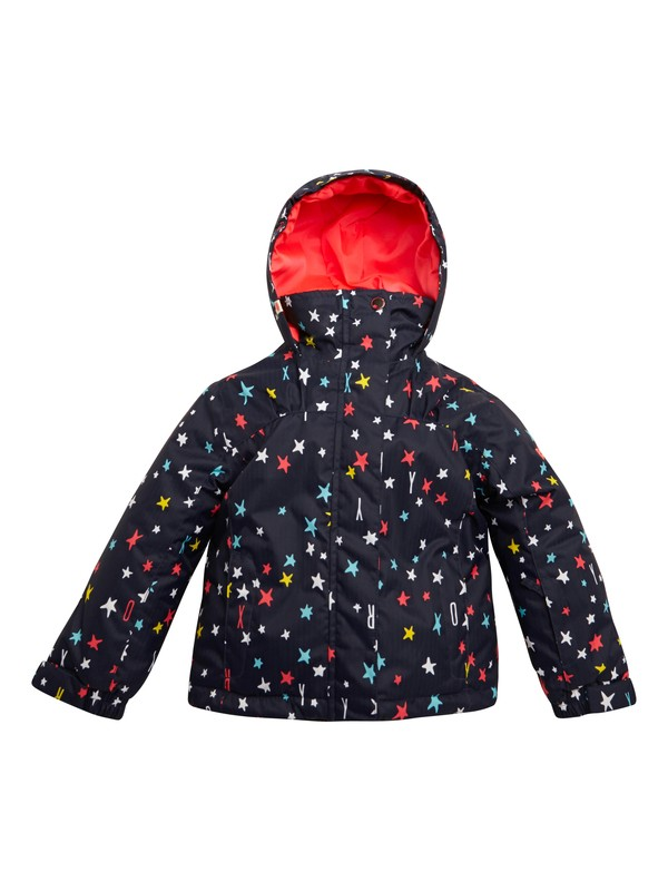 0 Girls 2-6 Mini Jetty Jacket  ERLTJ00002 Roxy