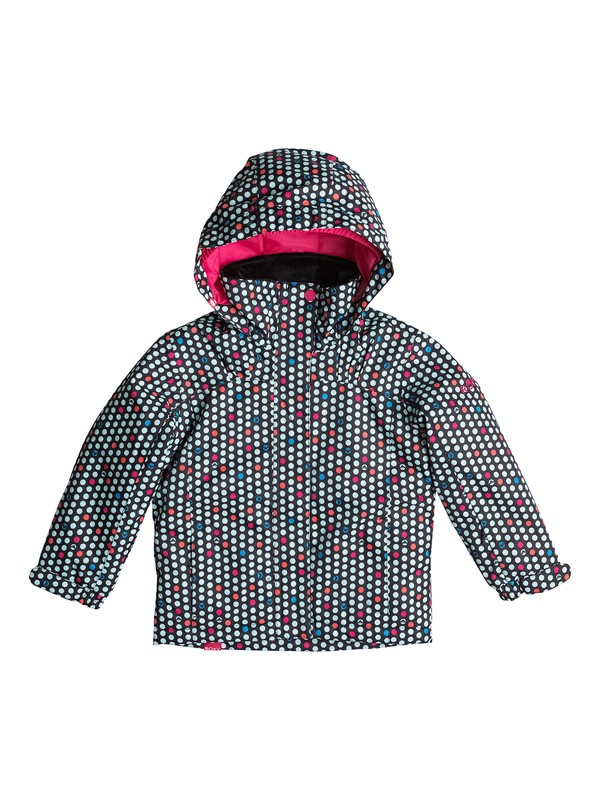 0 Girl's 2-6 Mini Jetty Snow Jacket  ERLTJ03000 Roxy