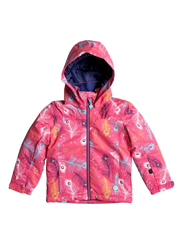 0 Girls 2-6 Mini Jetty Snow Jacket  ERLTJ03002 Roxy