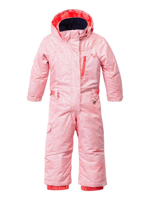 0 Girls 2-6 Paradise Jumpsuit Pink ERLTS00000 Roxy