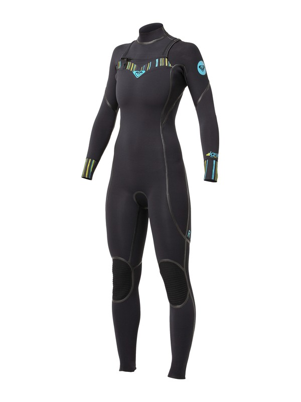 0 Ignite 3/2mm LS Chest Zip Wetsuit  IH309WL Roxy
