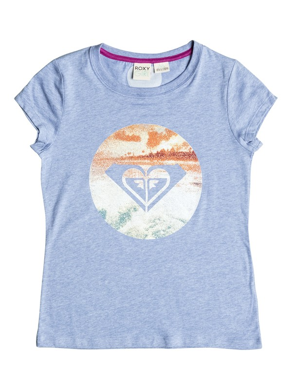 0 Girls 7-14 Bondi Beach Tee  PGRS61107 Roxy