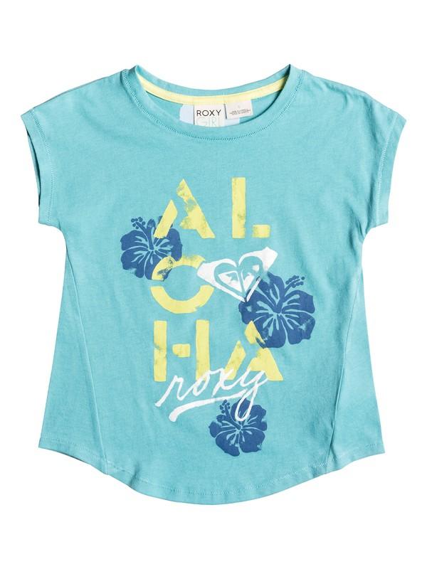0 Baby Aloha Flora Tank  PGRS61151 Roxy