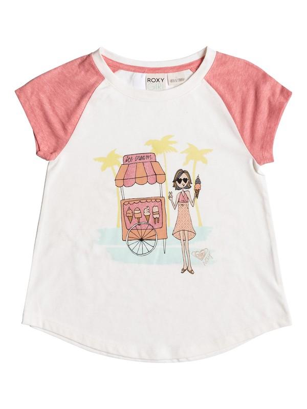 0 Baby Ice Cream Cone Tee  PGRS61171 Roxy