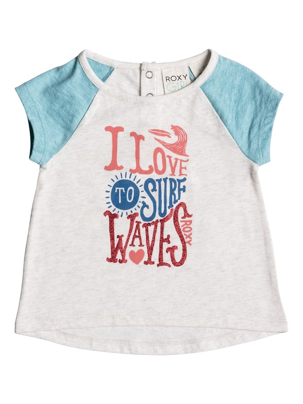 0 Baby Point Break Short Sleeves  PGRS61181 Roxy