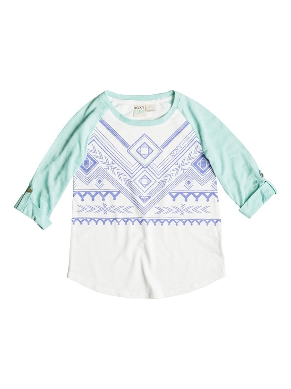 0 Girls 7-14 Aztec T-Shirt  PGRS61367 Roxy